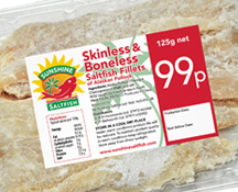 Saltfish Skinless and Boneless